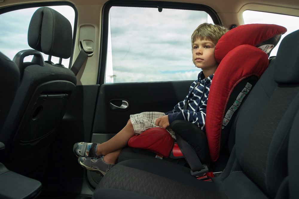 Taxi and car service with car seats - Ride in Bliss