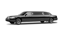 Stretch limousine black Lincoln - up to 10 pax