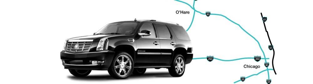 Corporate Car and Limousine Service for Chicago