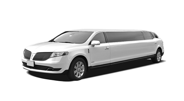Stretch limo white Lincoln MKT