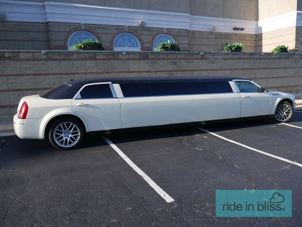 Limousine from outside